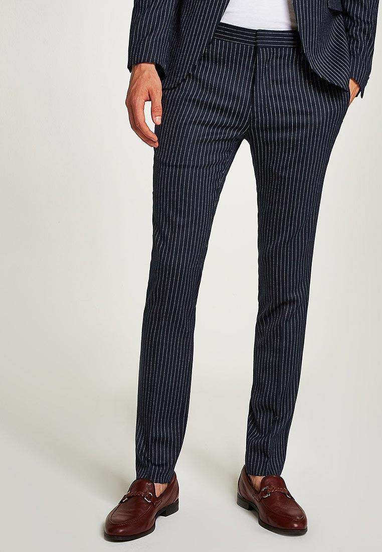 Мужские зауженные брюки Topman (Топмэн) 87T19RNAV