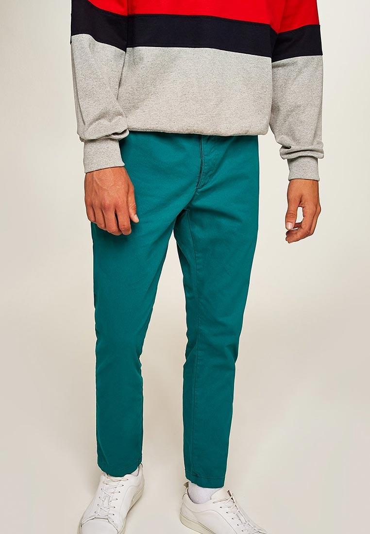 Мужские повседневные брюки Topman (Топмэн) 68F30QGRN