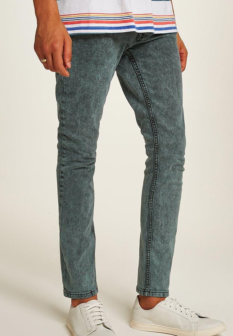 Зауженные джинсы Topman (Топмэн) 69B39QGRN