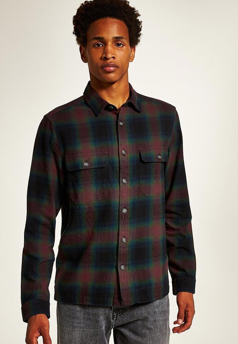 Рубашка с длинным рукавом Topman (Топмэн) 83C17PMUL