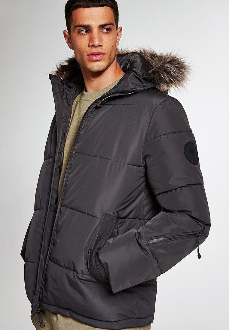 Утепленная куртка Topman (Топмэн) 64T01RGRY