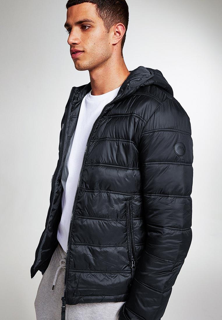 Утепленная куртка Topman (Топмэн) 64W01RBLK