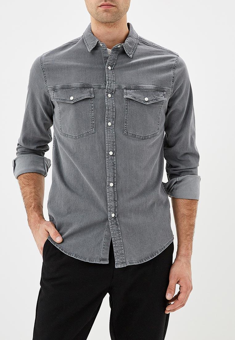 Рубашка Topman (Топмэн) 83E03PGRY