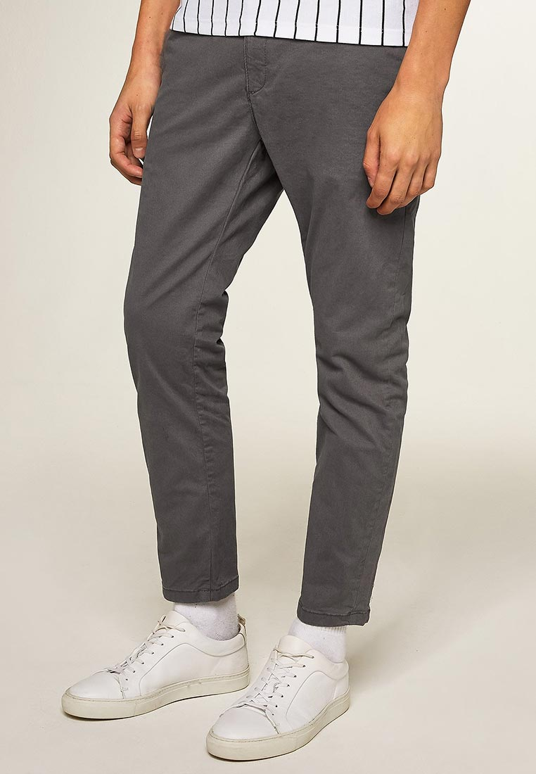 Мужские повседневные брюки Topman (Топмэн) 68D01RGRY