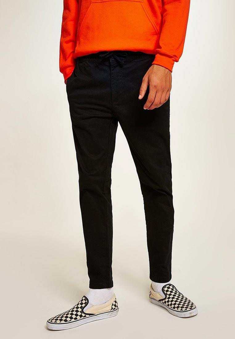 Мужские повседневные брюки Topman (Топмэн) 68L20RBLK