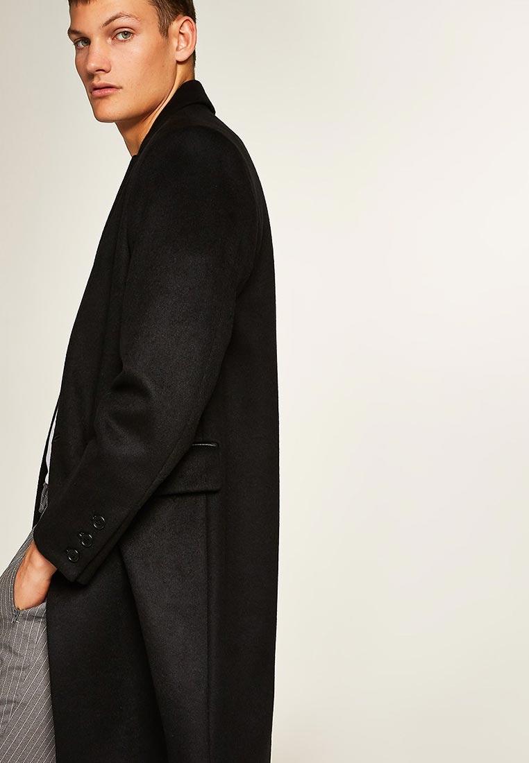 Мужские пальто Topman (Топмэн) 64D00RBLK