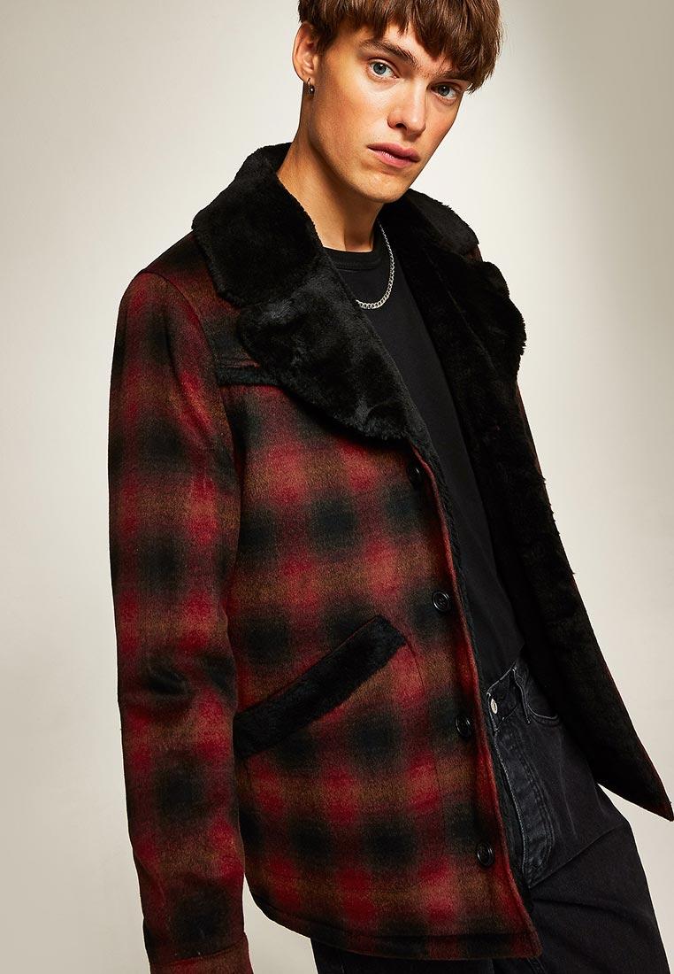 Мужские пальто Topman (Топмэн) 64D09RMUL