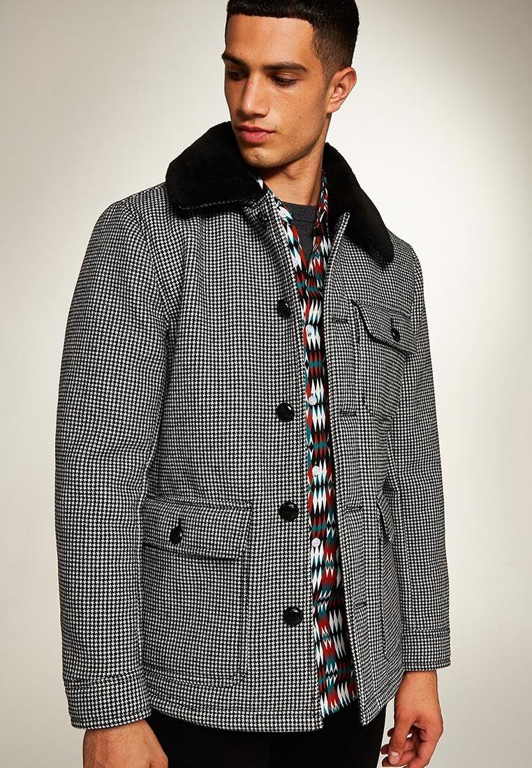 Утепленная куртка Topman (Топмэн) 64D27RBLK