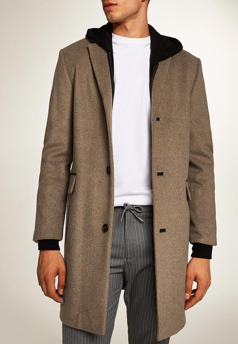 Мужские пальто Topman (Топмэн) 64D00RBRN