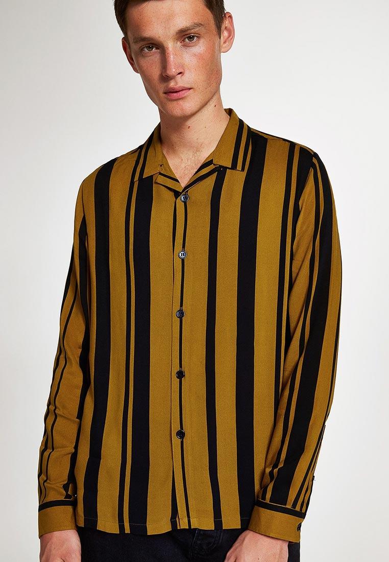 Рубашка с длинным рукавом Topman (Топмэн) 83U57PMUS