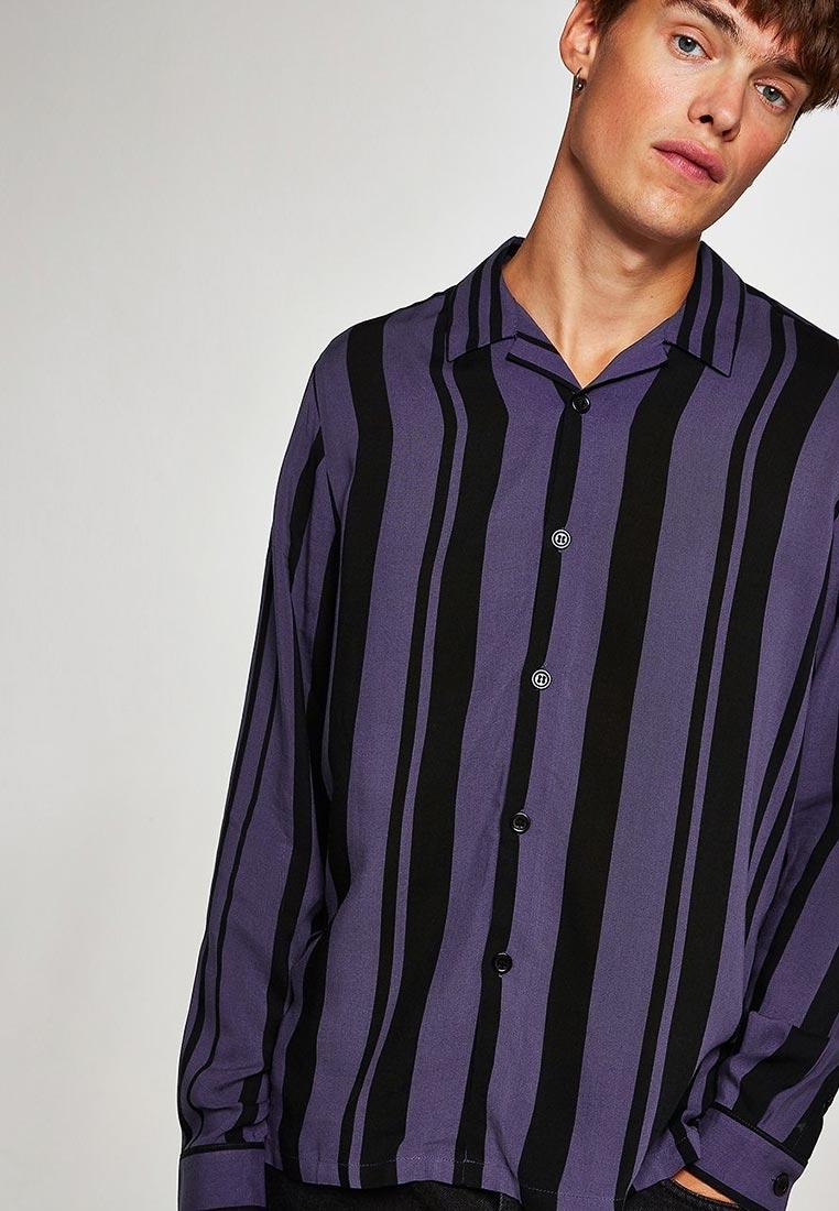 Рубашка с длинным рукавом Topman (Топмэн) 83U60PPLE