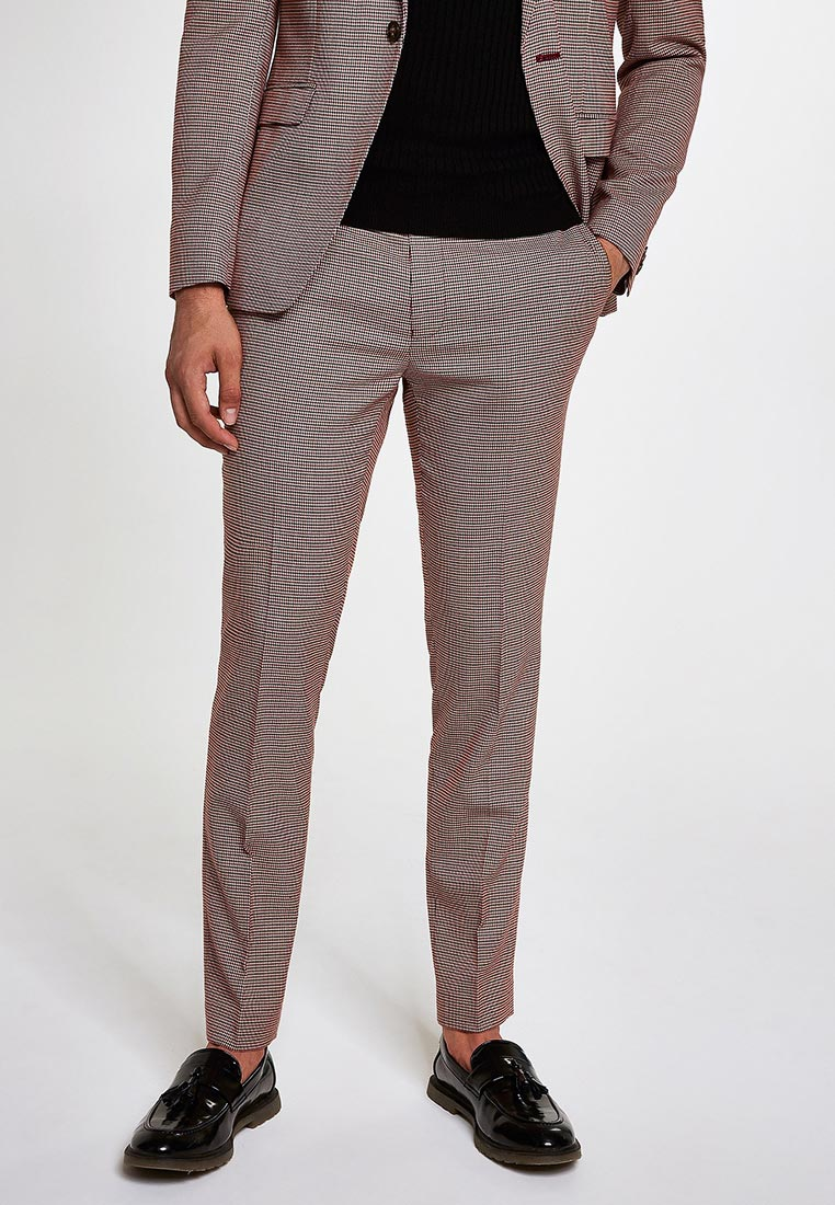 Мужские повседневные брюки Topman (Топмэн) 87T18RSTN