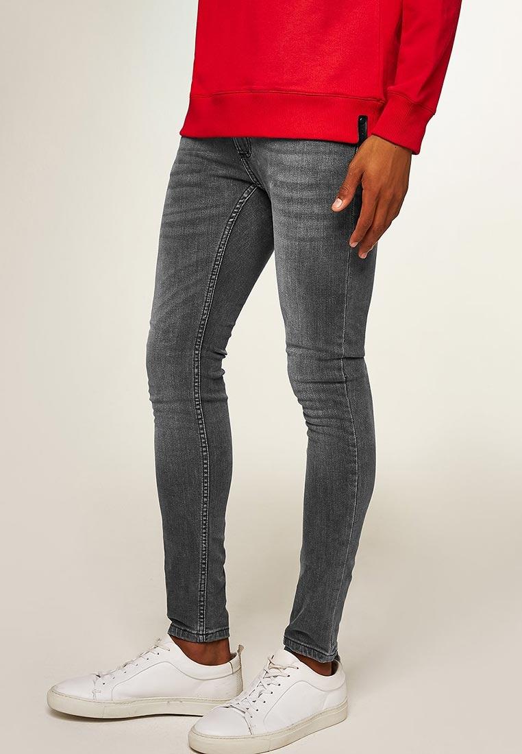Зауженные джинсы Topman (Топмэн) 69F01QGRY