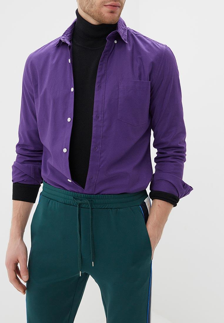 Рубашка с длинным рукавом Topman (Топмэн) 83B28PPLE