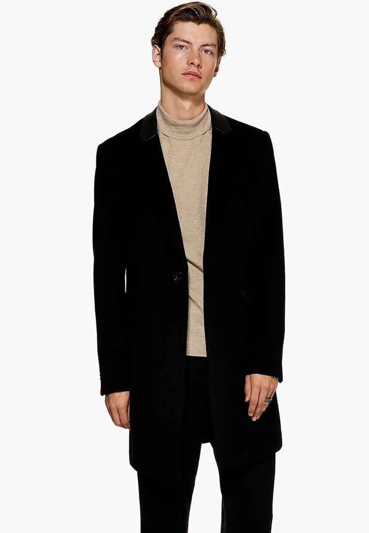 Мужские пальто Topman (Топмэн) 88C26RBLK