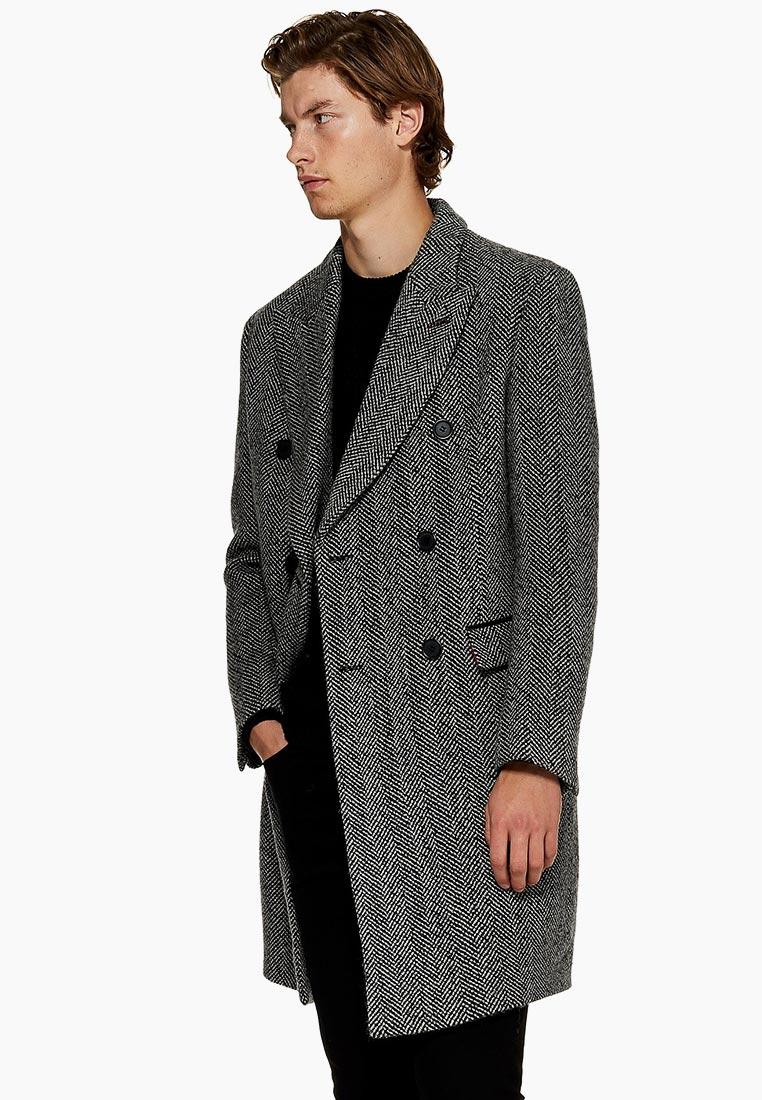 Мужские пальто Topman (Топмэн) 88C27RGRY