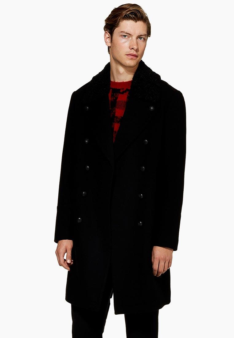 Мужские пальто Topman (Топмэн) 88C30RBLK