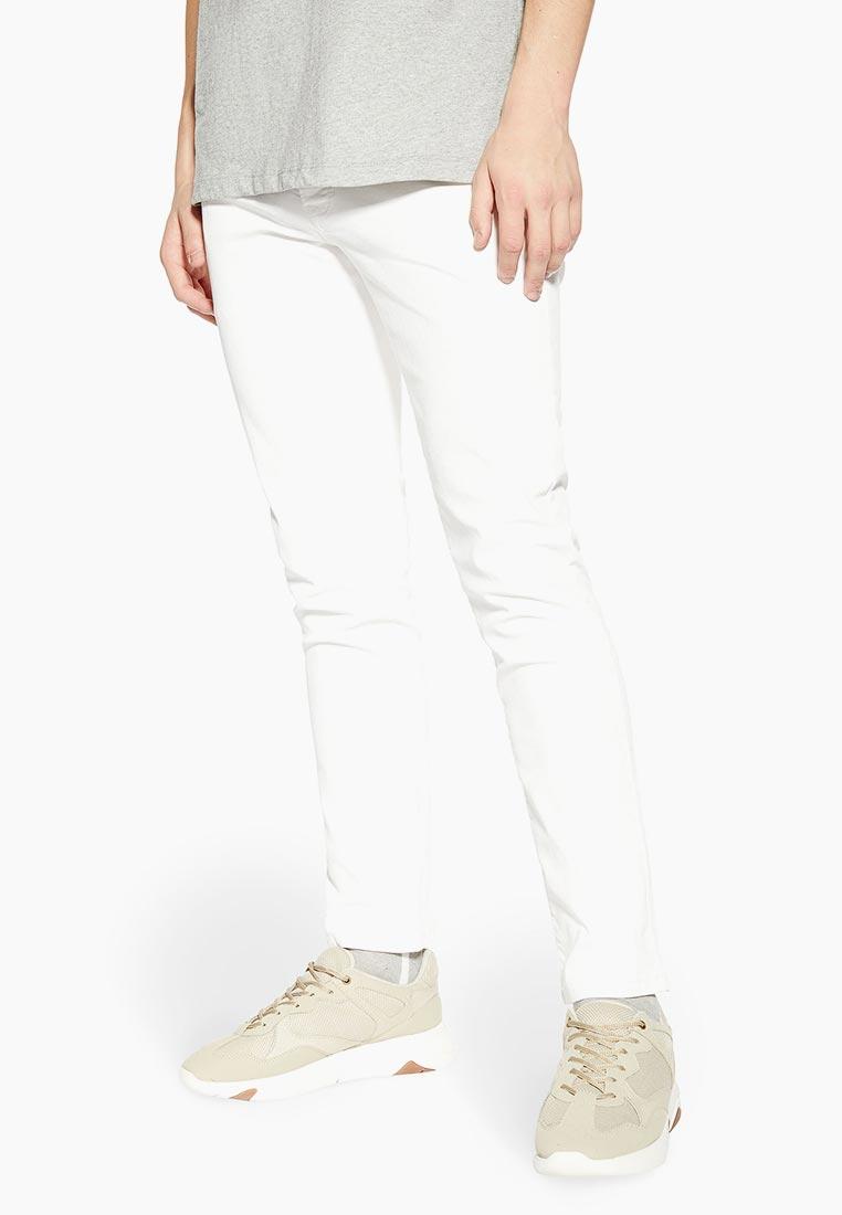 Зауженные джинсы Topman (Топмэн) 69C05RWHT