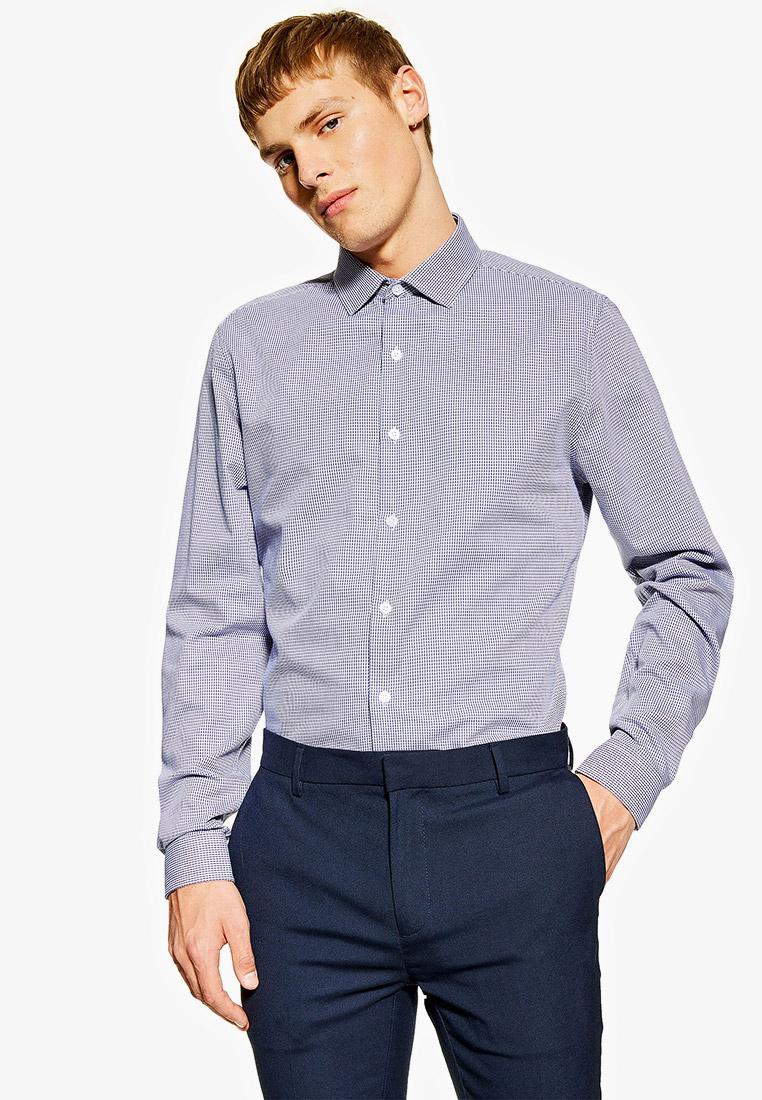Рубашка с длинным рукавом Topman (Топмэн) 84L04QPNK