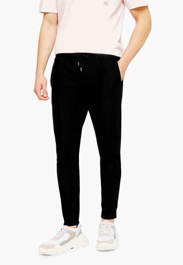 Мужские спортивные брюки Topman (Топмэн) 71U12SBLK