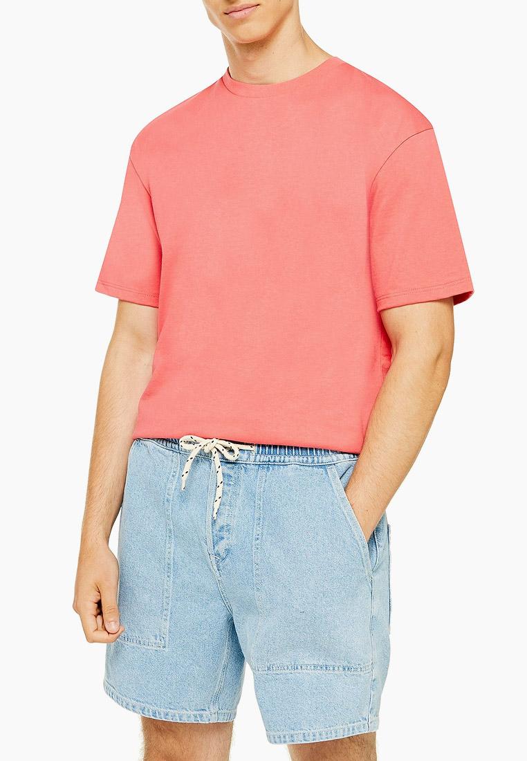 Мужские джинсовые шорты Topman (Топмэн) 33D45SLST