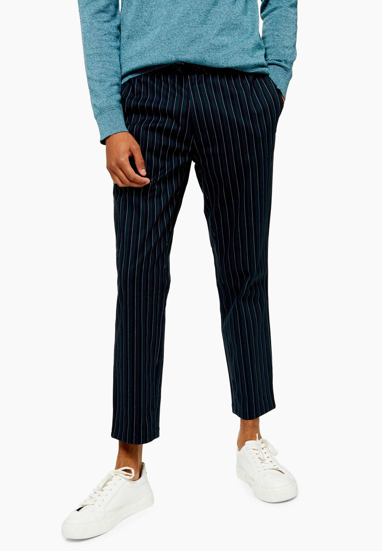 Мужские классические брюки Topman (Топмэн) 68F01ONAV