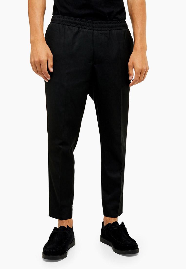 Мужские повседневные брюки Topman (Топмэн) 88D49SBLK