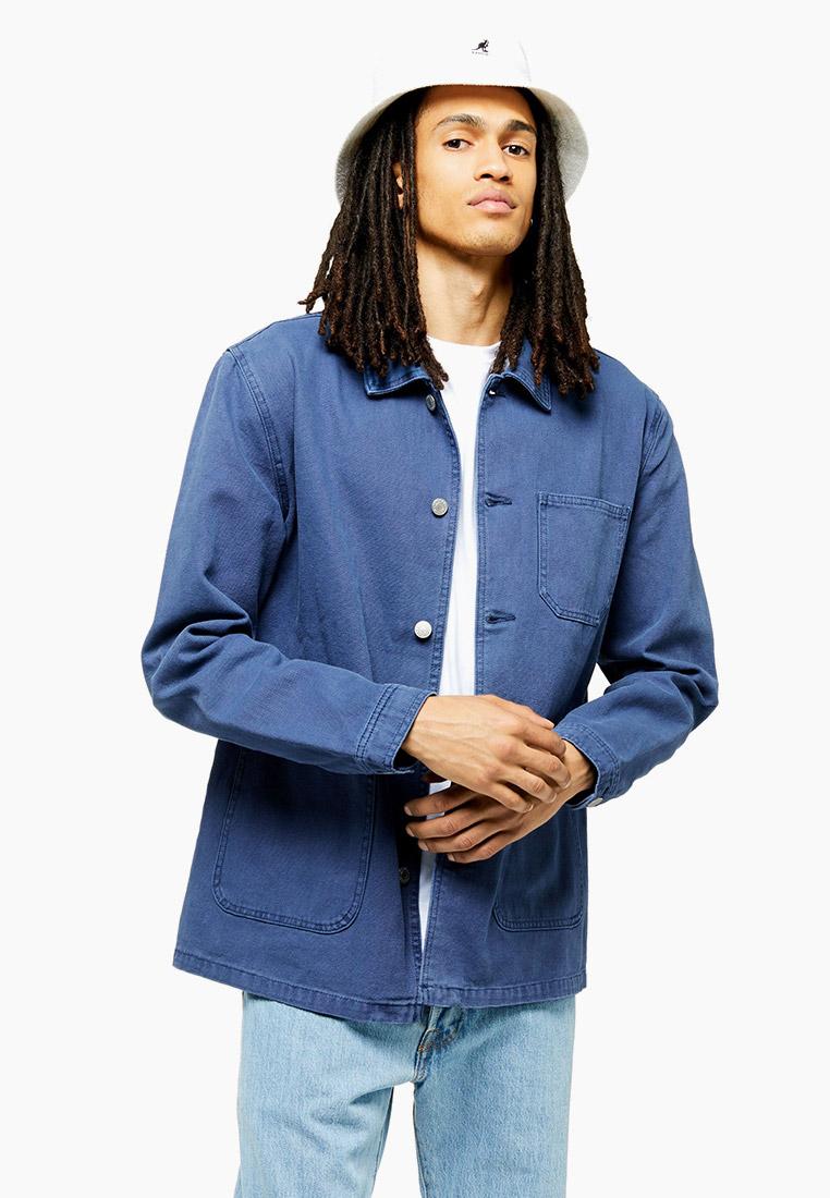 Джинсовая куртка Topman (Топмэн) 64K08SBLE