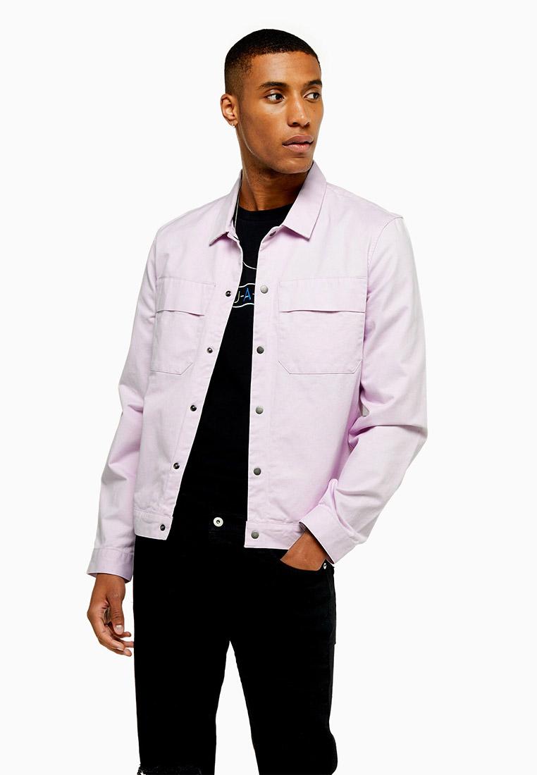 Рубашка с длинным рукавом Topman (Топмэн) 83S01OPLE
