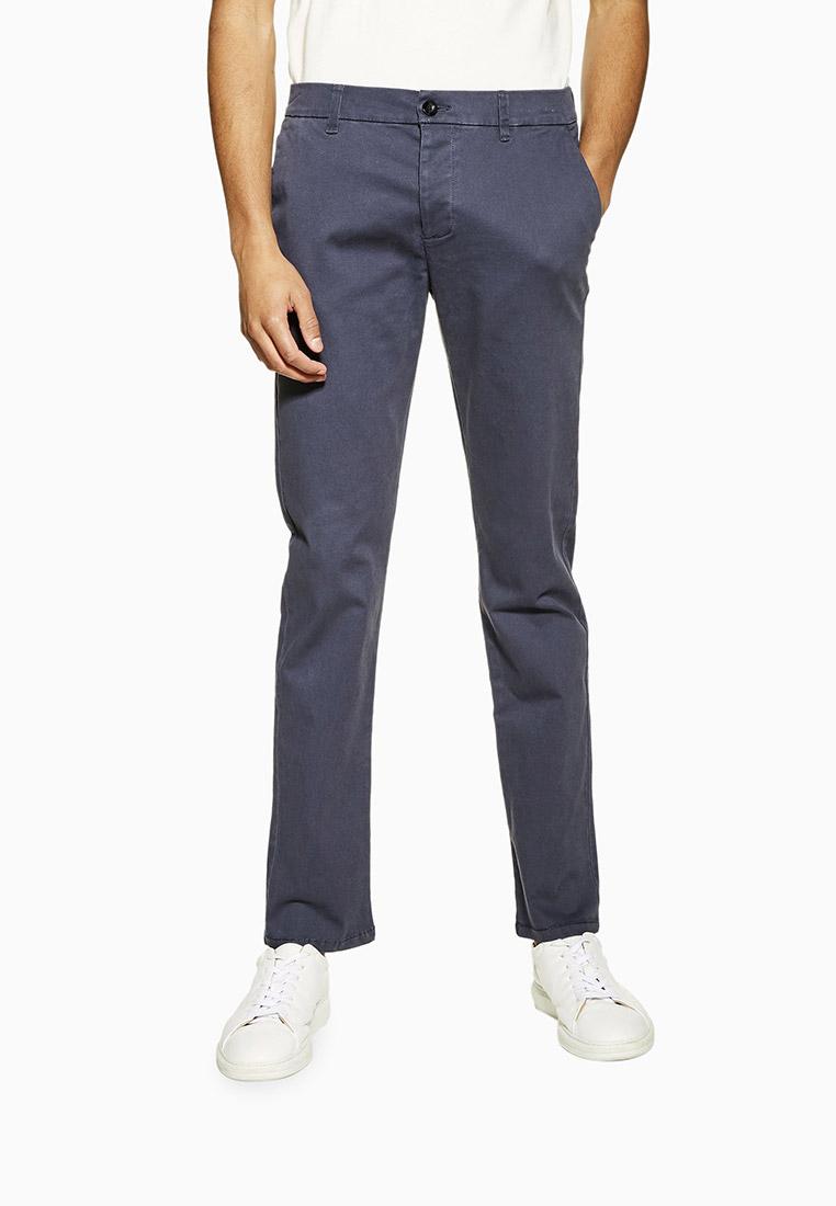Мужские повседневные брюки Topman (Топмэн) 68L39SNAV