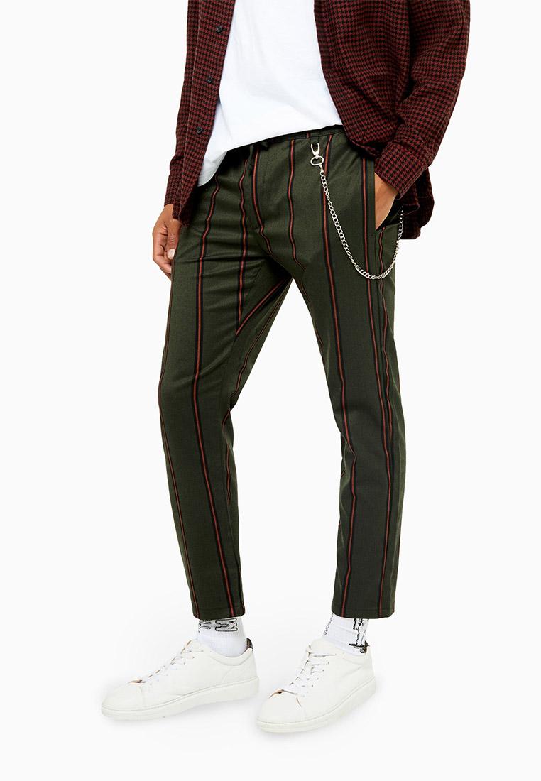 Мужские прямые брюки Topman (Топмэн) 68F51TKHA