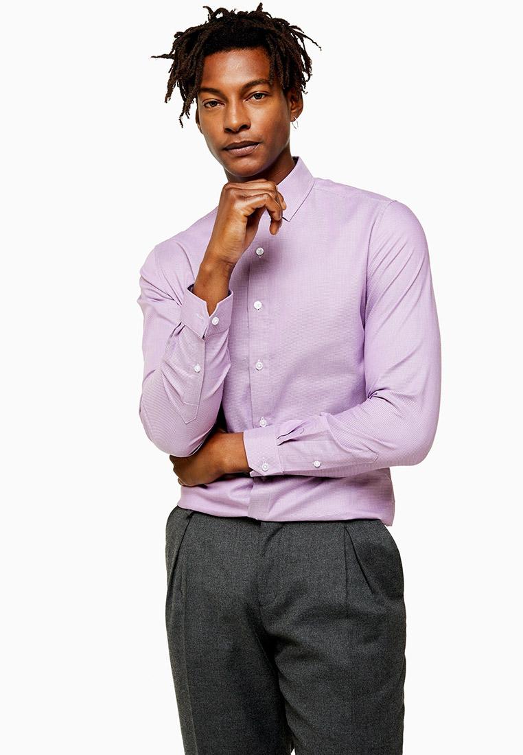 Рубашка с длинным рукавом Topman (Топмэн) 84L15RPNK
