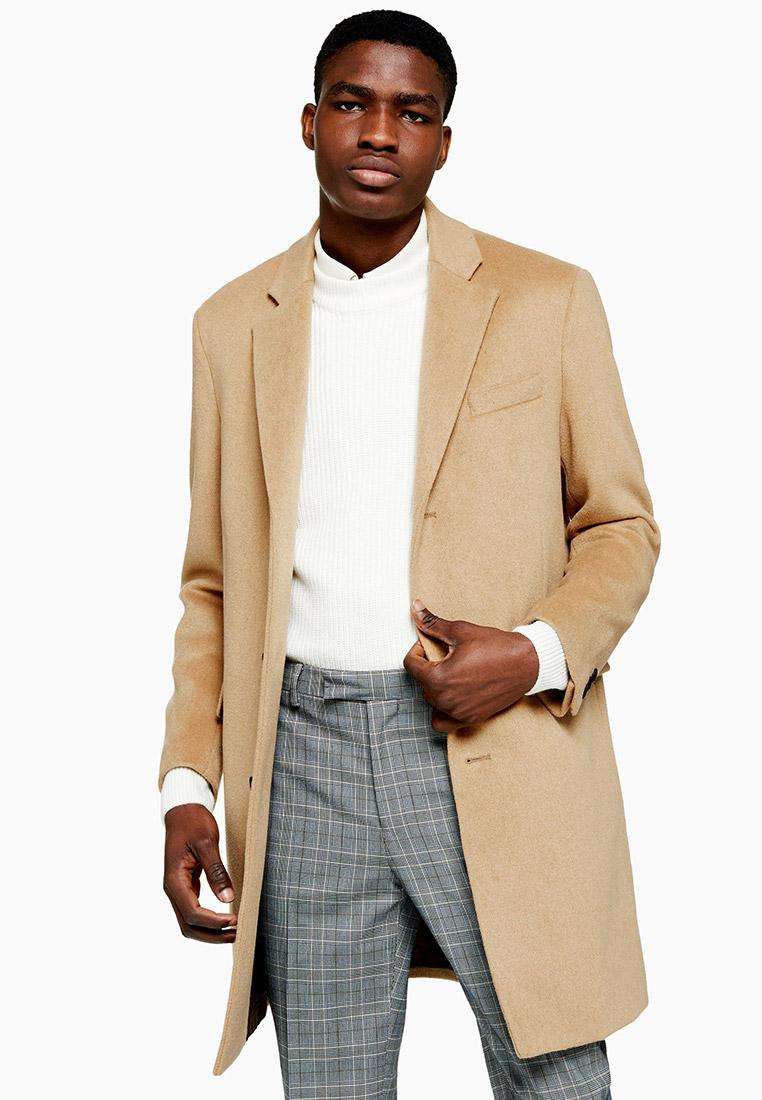 Мужские пальто Topman (Топмэн) 64D00TBRN