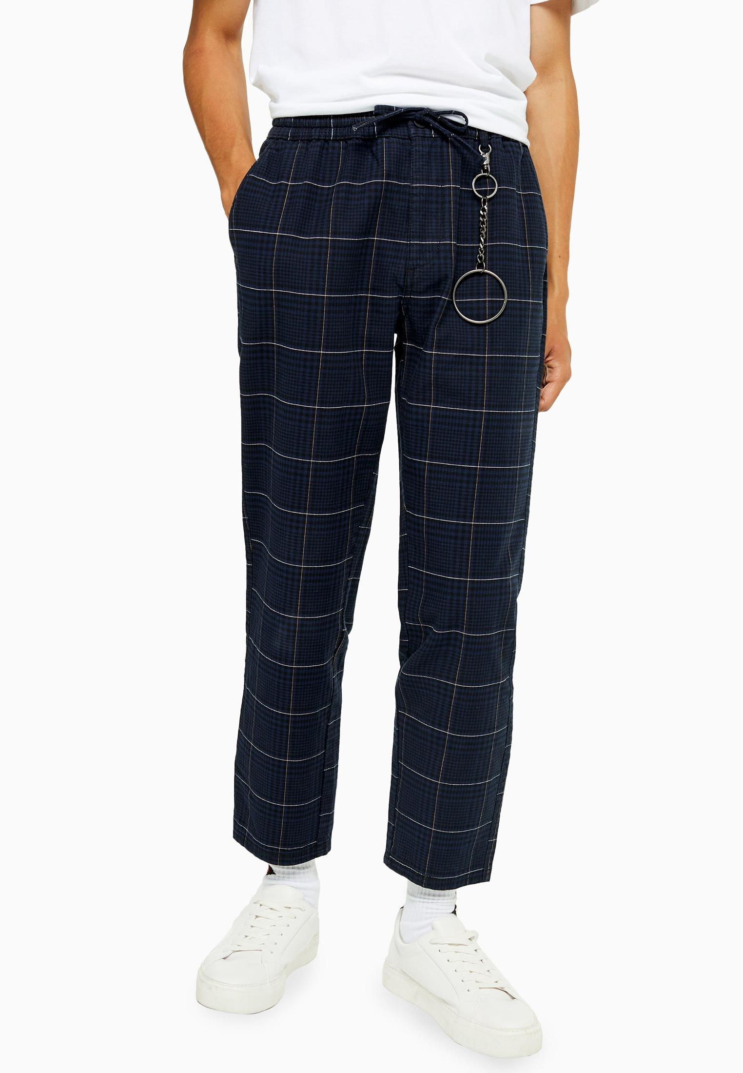 Мужские повседневные брюки Topman (Топмэн) 68F08TNAV