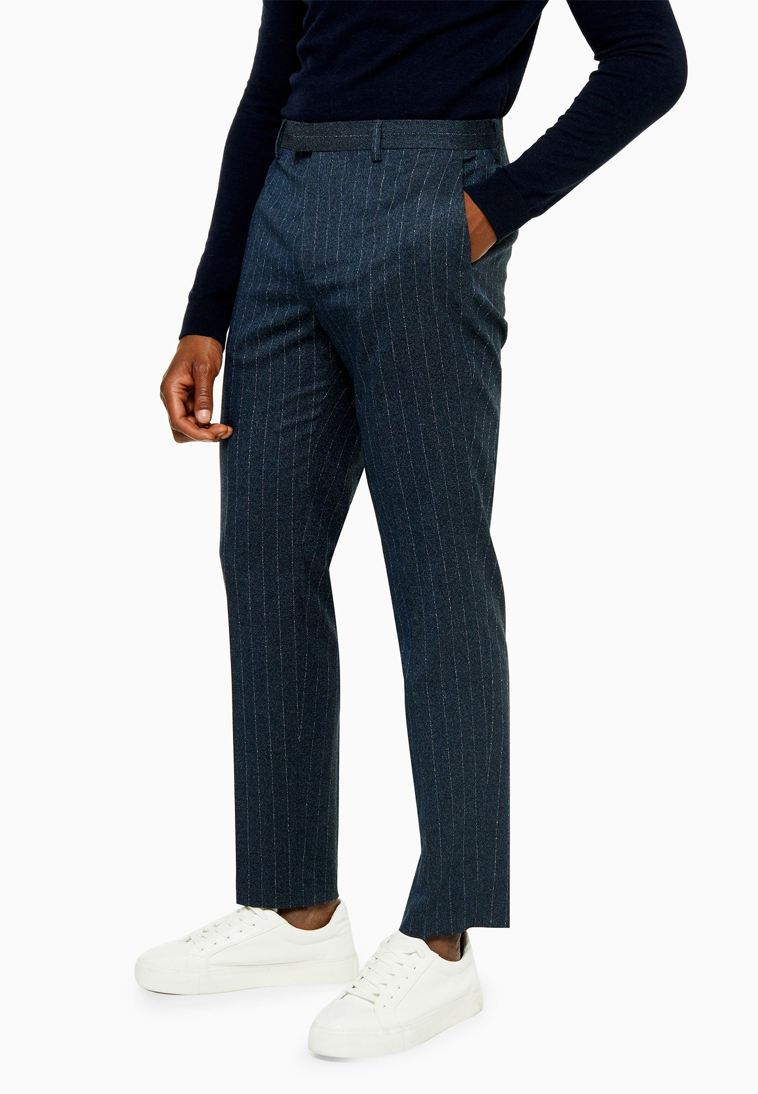 Мужские повседневные брюки Topman (Топмэн) 87T48TNAV