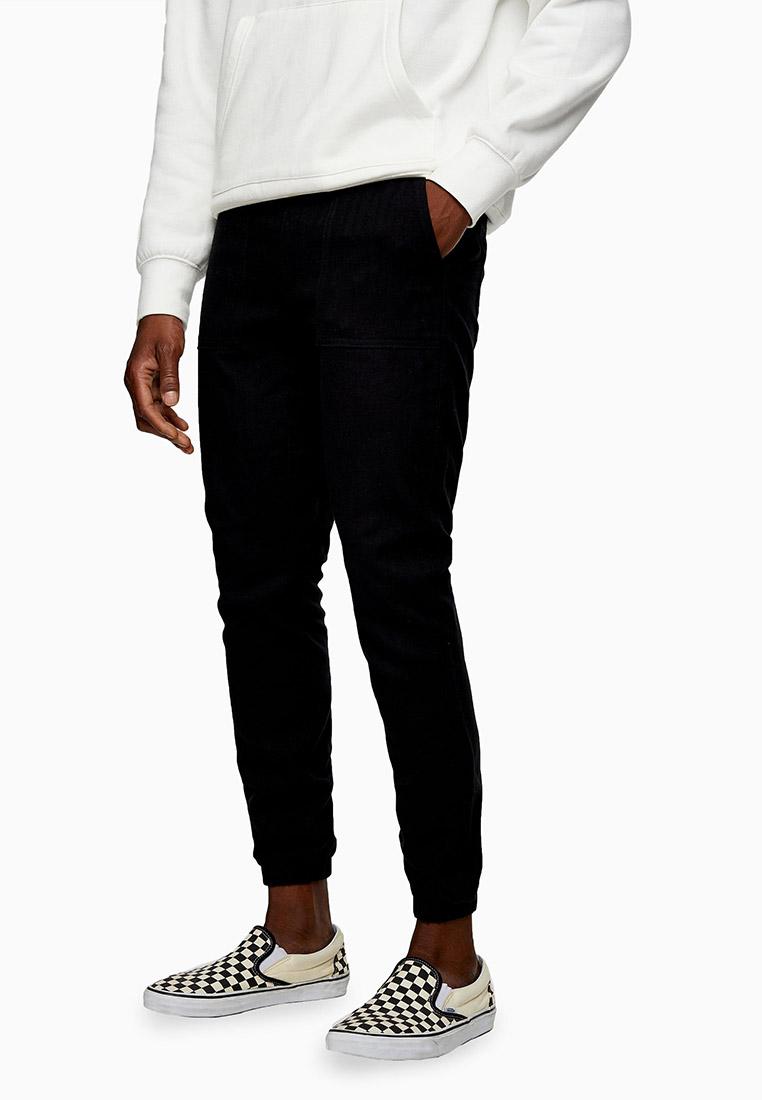 Мужские спортивные брюки Topman (Топмэн) 68F10TBLK