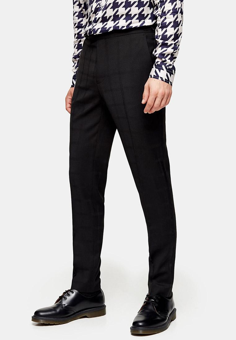 Мужские классические брюки Topman (Топмэн) 87T90TBLK