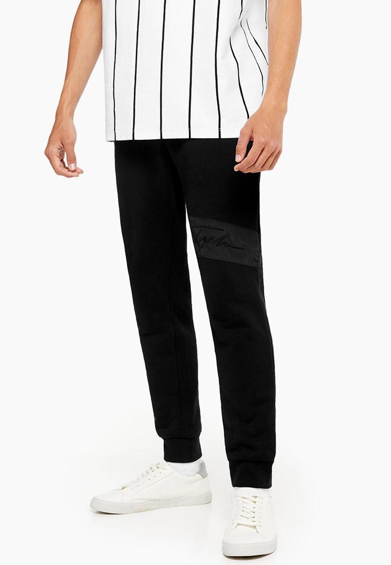 Мужские спортивные брюки Topman (Топмэн) 71G38VBLK
