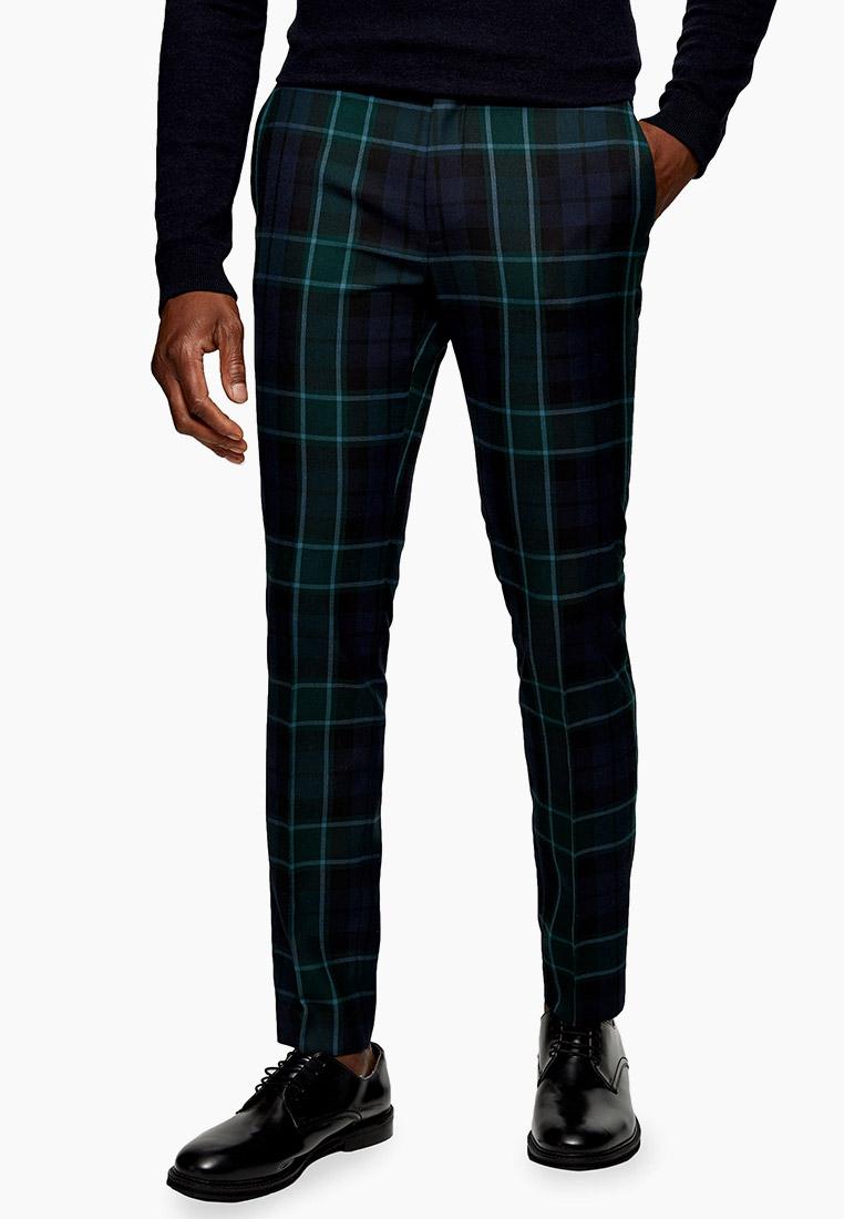 Мужские повседневные брюки Topman (Топмэн) 87T49TNAV