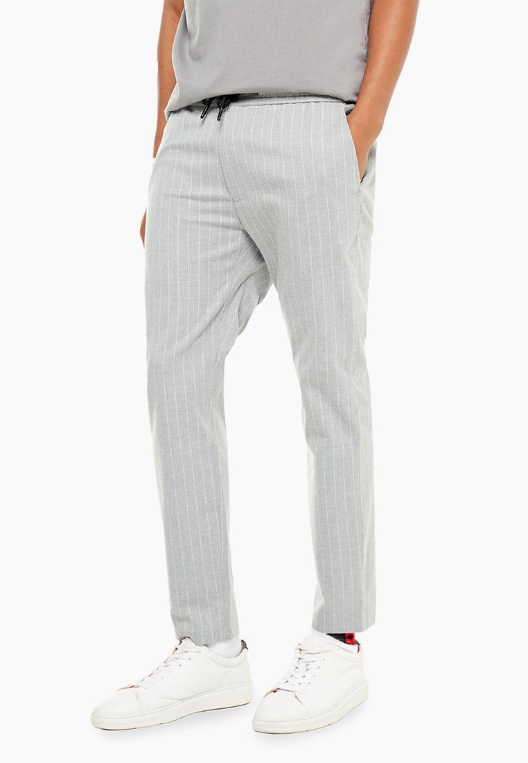 Мужские повседневные брюки Topman (Топмэн) 68F06TGRY