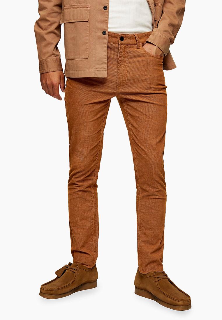 Мужские повседневные брюки Topman (Топмэн) 68F08TRST