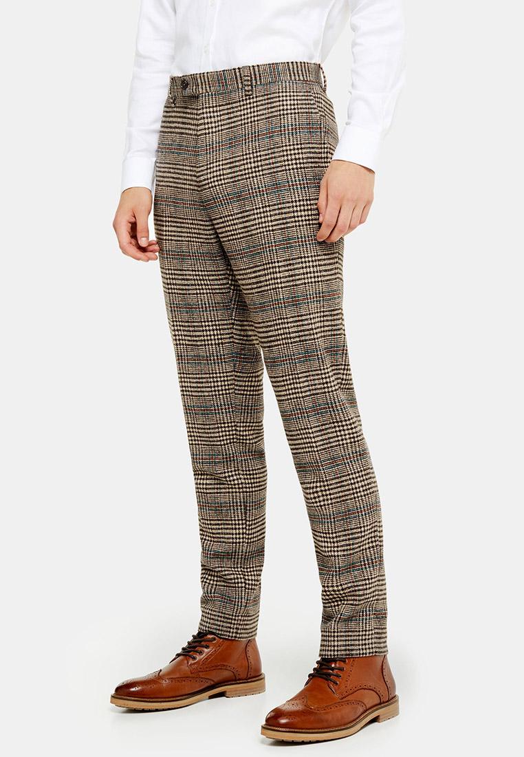 Мужские классические брюки Topman (Топмэн) 87T71TBRN