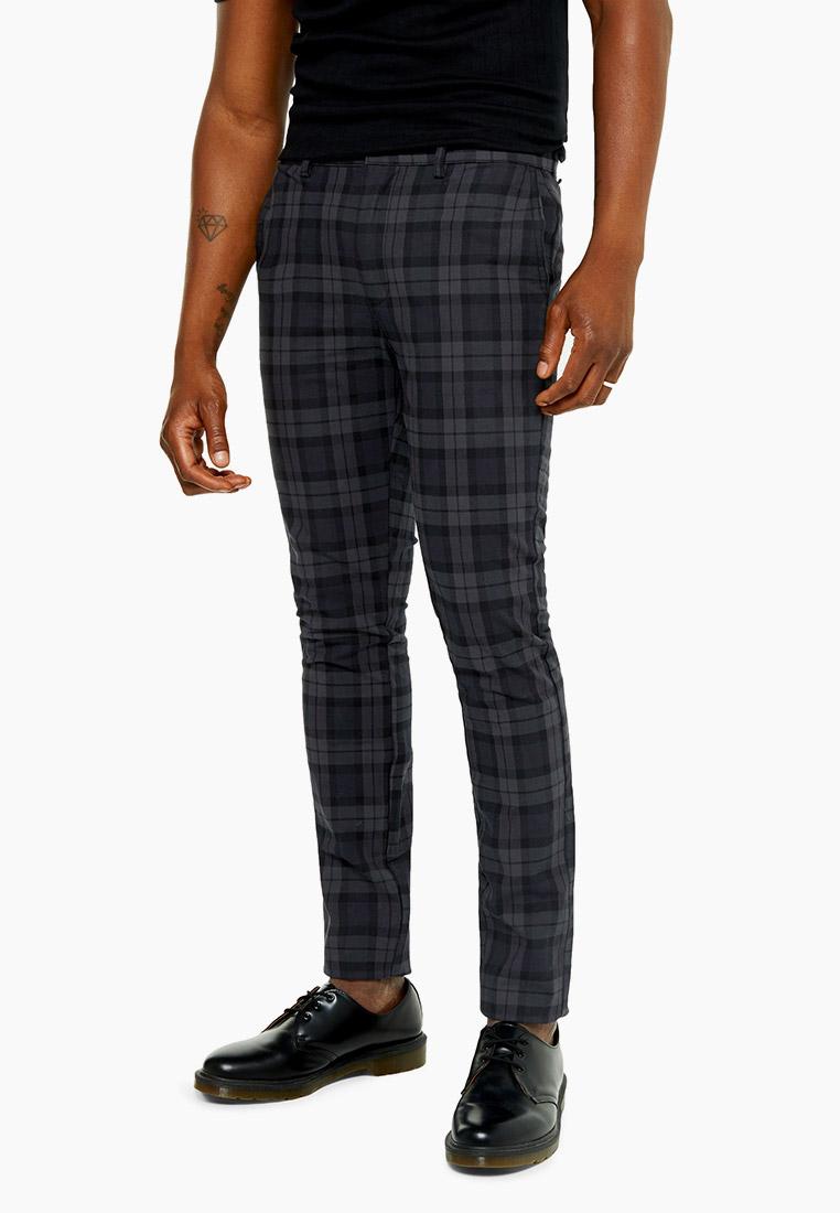 Мужские повседневные брюки Topman (Топмэн) 68F02TMUL