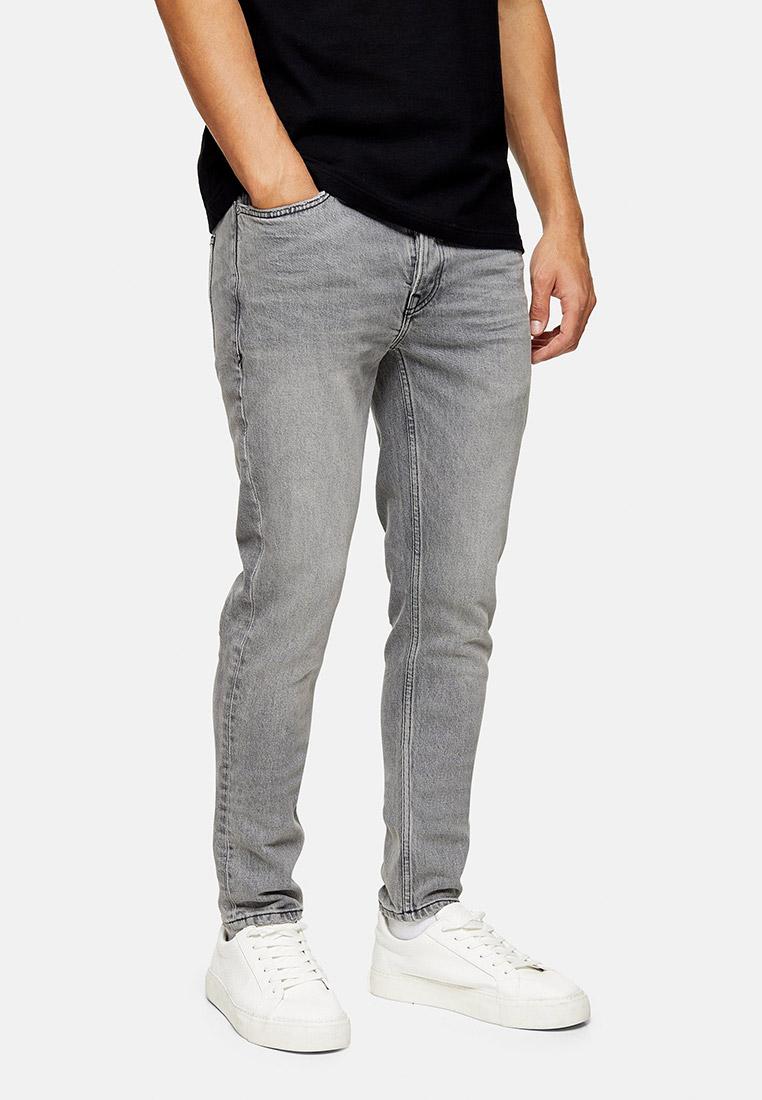 Зауженные джинсы Topman (Топмэн) 69B05UGRY