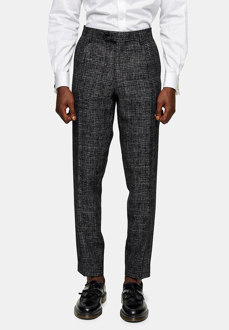 Мужские классические брюки Topman (Топмэн) 87T74TBLK