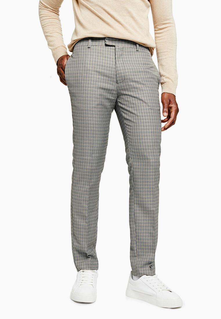 Мужские повседневные брюки Topman (Топмэн) 88D42TBLE