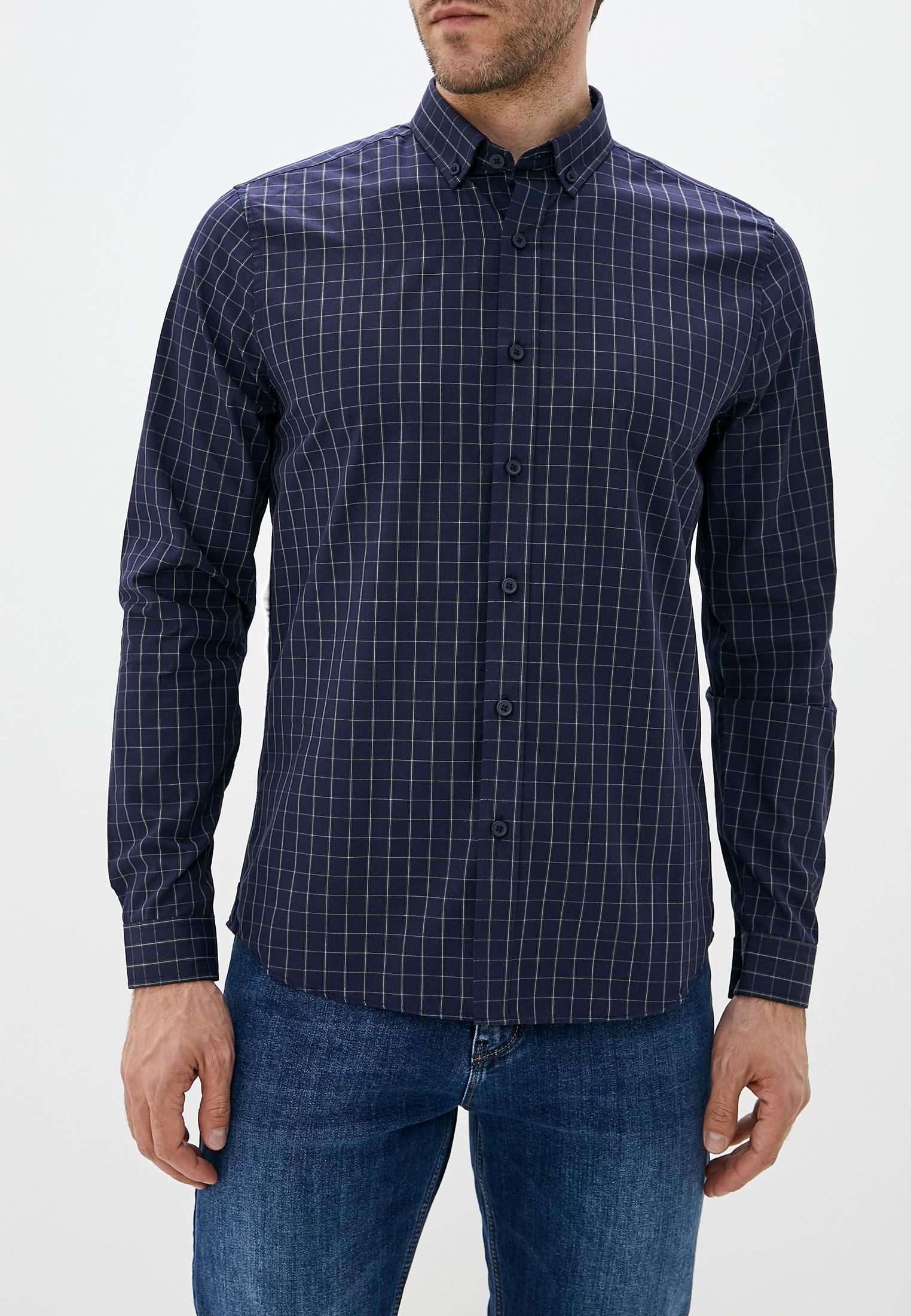 Рубашка с длинным рукавом Topman (Топмэн) 84C03RNAV