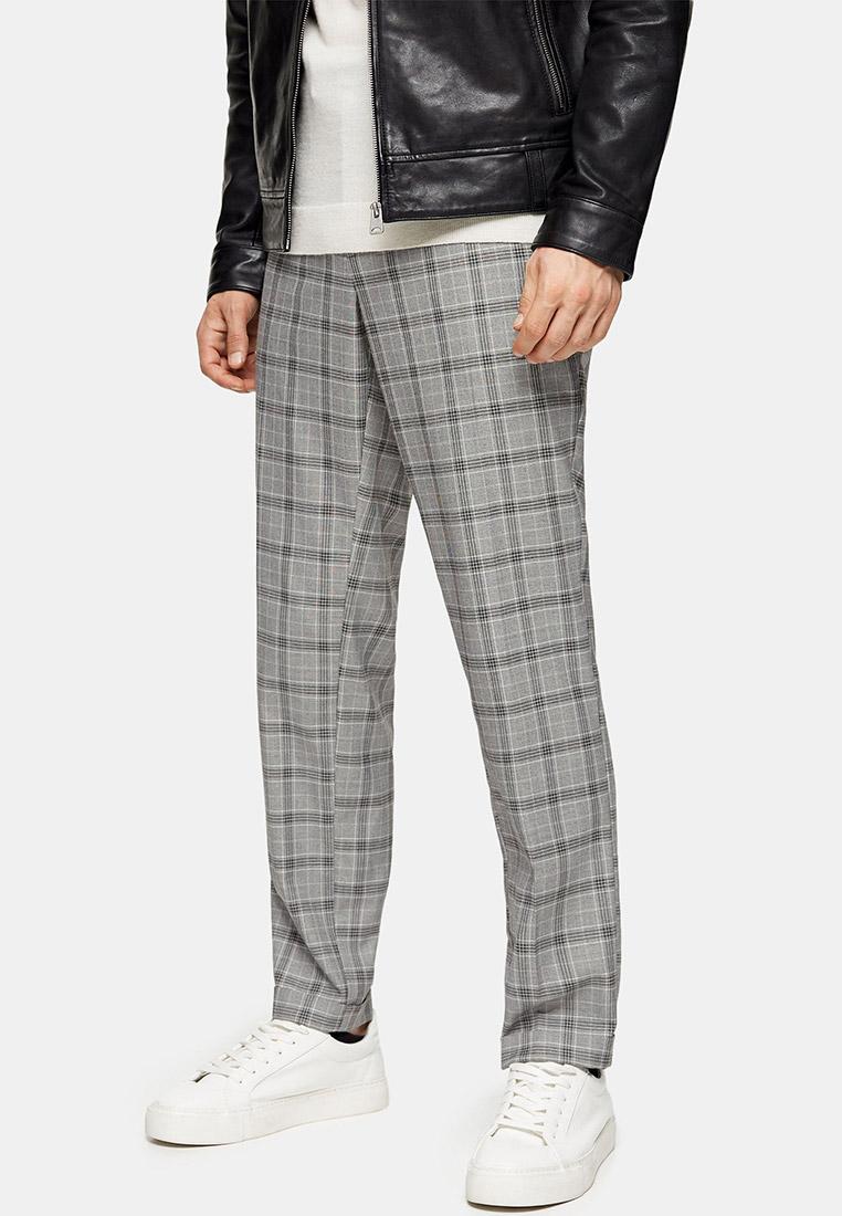 Мужские повседневные брюки Topman (Топмэн) 68N39TGRY