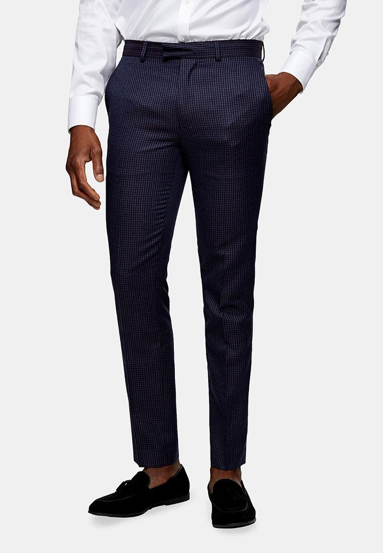 Мужские классические брюки Topman (Топмэн) 87T70TNAV