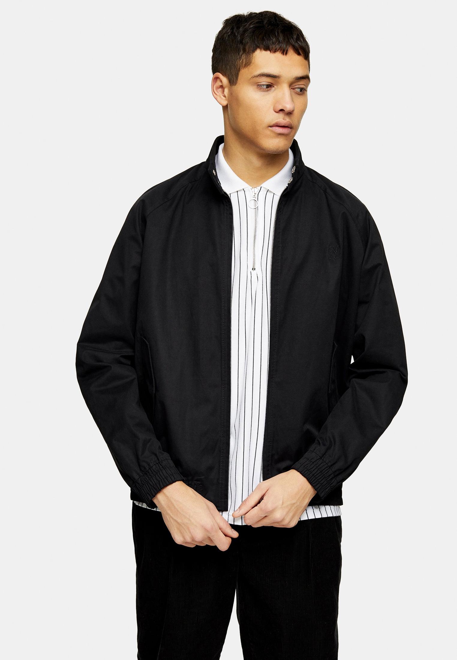 Утепленная куртка Topman (Топмэн) 64K01UBLK